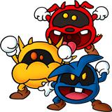 virus-trio