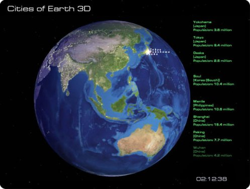 cities-of-earth-free-3d-screensaver