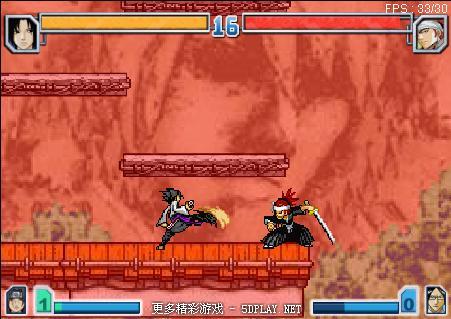 Belach Vs Naruto Juego Flash genial Bleach-vs-naruto