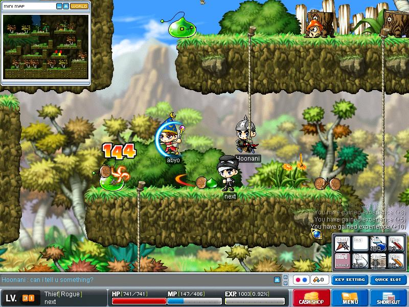 Maple Story Online Maplestory-2